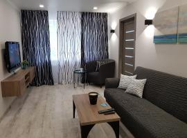 Современная квартира в центре, pet-friendly hotel in Kaliningrad