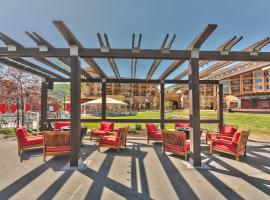 Sundial Lodge Superior 2 Bedroom by Canyons Village Rentals, serviced apartment in Park City