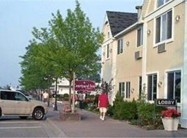 Court Plaza Inn & Suites of Mackinaw, hotel in Mackinaw City