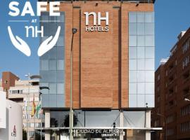 NH Ciudad de Almería, hotel en Almería