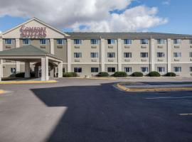 Comfort Suites University, hotel near Lincoln Airport - LNK, Lincoln