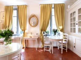 Les Quatre Dauphins, hotel in Aix-en-Provence