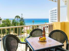 Apartamentos Andalucia, accessible hotel in Nerja