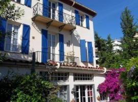 Hôtel Villa la Malouine, hotel near Cap Ferrat Lighthouse, Nice