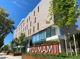 YOUMAMI Suite Hotel, hotell i Giulianova