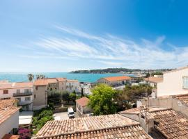 Bas Castellet, self catering accommodation in Antibes