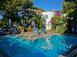 Villa Cinque Pini, hotel in Ischia