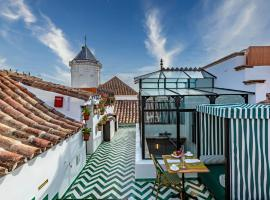 Hotel Claude Marbella, hotell nära La Cala Golf, Marbella