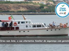 Vintage Port, boat in Vila Nova de Gaia