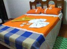 casa de descanso em Canoa, apartment in Aracati