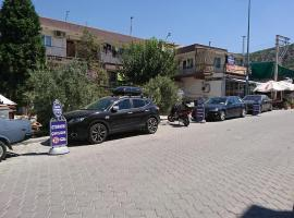 Pamukkale Batu Termal, motel in Denizli