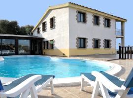Hotel Santa Maria, hotel in Aglientu