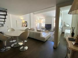 Appartement trois pièces Saint Tropez, apartment in Saint-Tropez