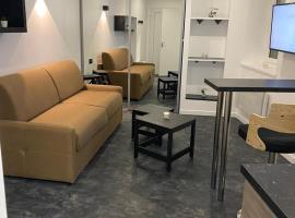 studio en hyper centre de dole, hôtel à Dole