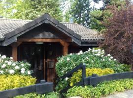 Woodland Lodge Winterberg, holiday home in Winterberg
