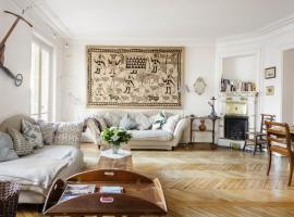 Romantic 75M2 apartment, B&B in Paris
