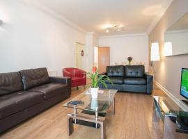 IFSC Townhouse Apartments, hotel in Dublin