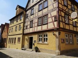 China Restaurant Hotel Lotus, hotel in Rothenburg ob der Tauber