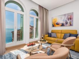 OLA Opatija Luxury Apartments, luxury hotel in Opatija