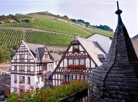 AKZENT Hotel Berg's Alte Bauernschänke- Wellness und Wein, hotel in Rüdesheim am Rhein