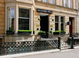 The Kelvingrove Hotel, hotel in Glasgow