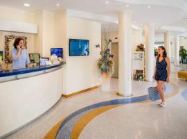 Hotel Baia Bianca, отель в Диано-Марина