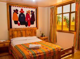 Santa Fe, hotel in Otavalo