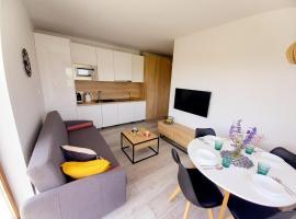 Apartament PLUS 22 C, apartment in Sarbinowo