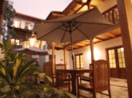 Urune Tambo Boutique Hotel, hotel en Cajamarca