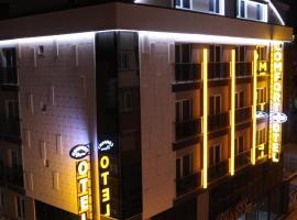 Antalya comfort başaran otel, отель в Анталье