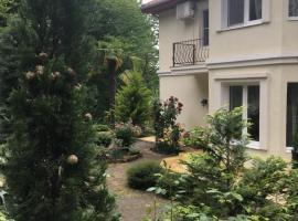Гостевой дом Уч-дере, отель в Сочи