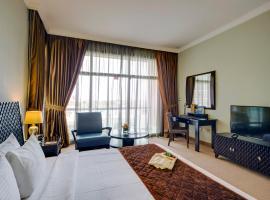 Oryx Hotel, hotel in zona Corniche di Abu Dhabi, Abu Dhabi