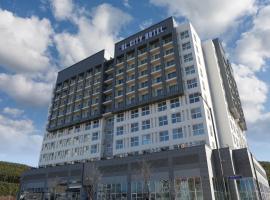 GL City Hotel Incheon Airport, hotel perto de Aeroporto Internacional de Incheon - ICN, Incheon