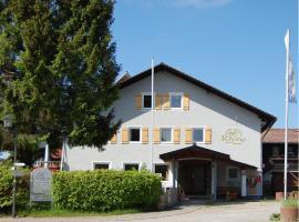 Landhotel Krone, ski resort in Oberreute