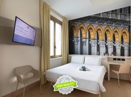 B&B Hotel Milano Sant'Ambrogio, hotell Milanos