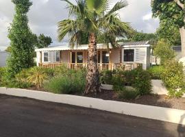 VIAS Plage La Carabasse - Mobile home 6 8 places, campground in Vias