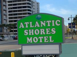 Atlantic Shores Motel, motel in Daytona Beach