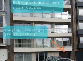 Appartement, residentie Syci, apartment in Koksijde