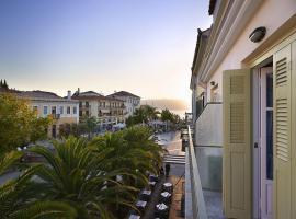 Latini Family Hotel, pet-friendly hotel in Nafplio