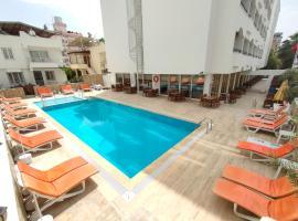Altinersan Hotel, отель в Дидиме, рядом находится Алтынкум