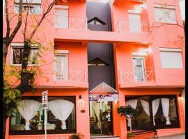 Hotel Perla Del Plata, hotel em Colônia do Sacramento
