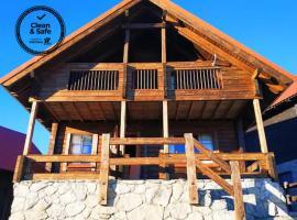 Chalet 52, Serra da Estrela a perder de vista, cabin in Penhas da Saúde