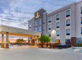Comfort Suites of Las Cruces I-25 North, hotel in Las Cruces