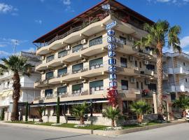 Tropicana, hotel in Paralia Katerinis