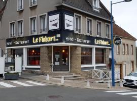 Le Flobart, hôtel à Le Portel