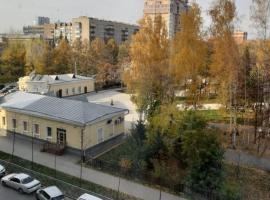 Апартаменты в центре, apartment in Novosibirsk