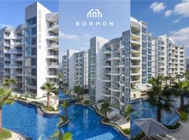 Grand Avenue Condo by Bormon, hotel near The Avenue Pattaya, Pattaya