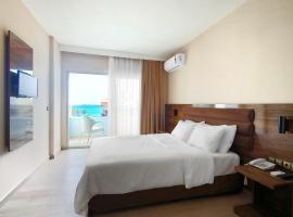 Ozgur Bey Spa Hotel, отель в городе Аланья, рядом находится Гавань Аланьи