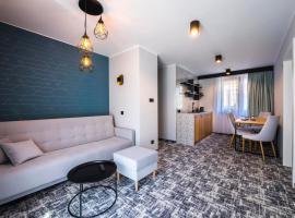 Dom Wczasowy Sailor – hotel w Łebie