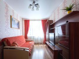 Апартаменты на Учительской - Apartments on Uchitelskaya, бюджетный отель в Санкт-Петербурге